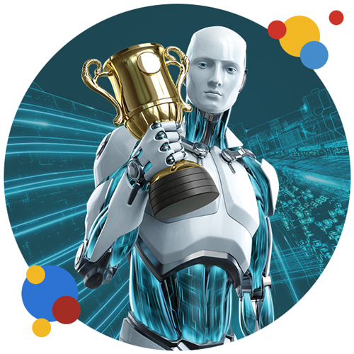ESET Android with trophyx